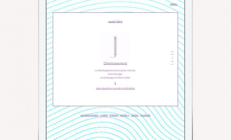 Galerie du projet : Agence Nunatak, Jean-Charles GIEN, création de sites Internet à Mâcon (71) et Lyon (69)