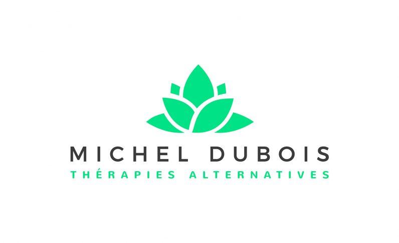 MD Thérapies Alternatives, Jean-Charles GIEN, création graphique : identité visuelle, logo, brochure, plaquette à Mâcon (71) et Lyon (69)