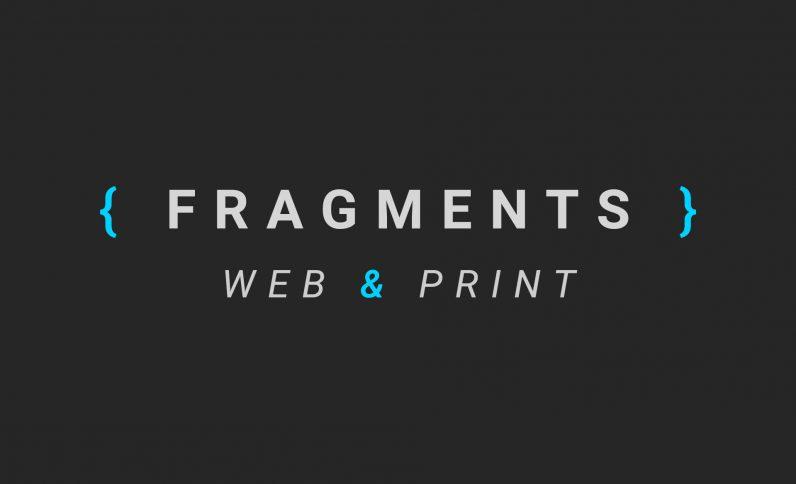 Galerie du projet : Agence Fragments, Jean-Charles GIEN, création de sites Internet à Mâcon (71) et Lyon (69)