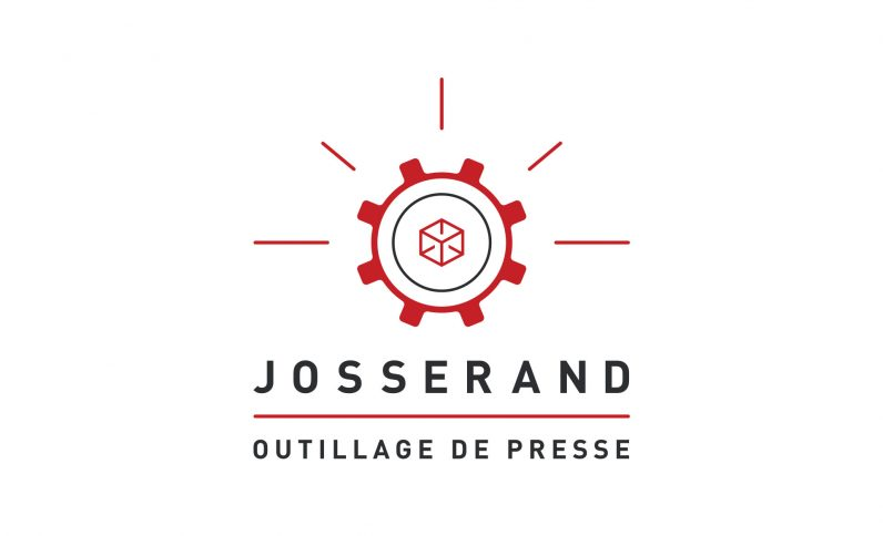 Société Josserand, Jean-Charles GIEN, création graphique : identité visuelle, logo, brochure, plaquette à Mâcon (71) et Lyon (69)
