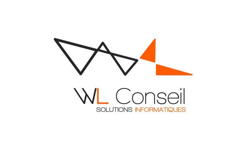 WL Conseil, Jean-Charles GIEN, création graphique : identité visuelle, logo, brochure, plaquette à Mâcon (71) et Lyon (69)