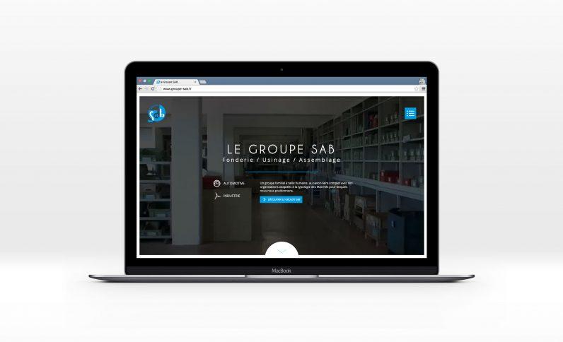 Groupe SAB, Jean-Charles GIEN, création de sites Internet à Mâcon (71) et Lyon (69)