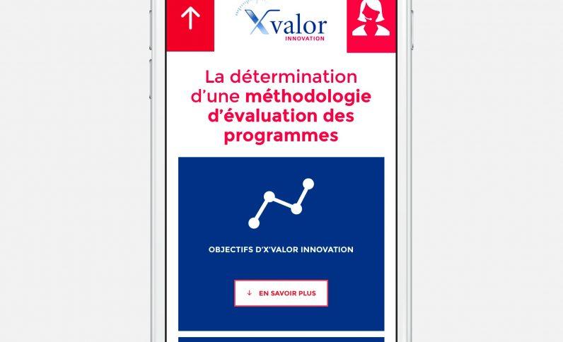 Galerie du projet : X'Valor, Jean-Charles GIEN, création de sites Internet à Mâcon (71) et Lyon (69)