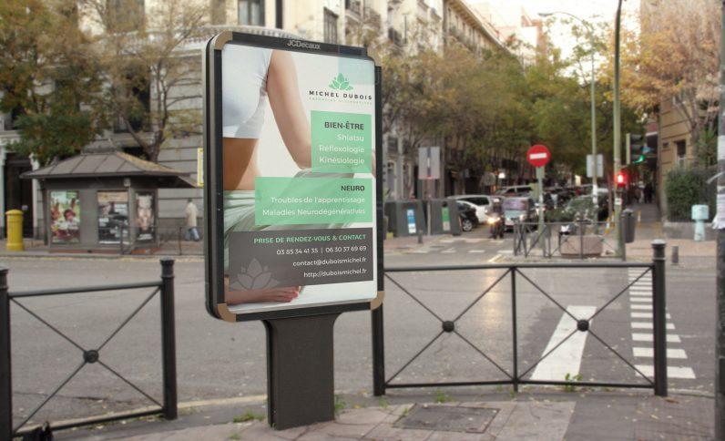 Galerie du projet : MD Thérapies Alternatives, Jean-Charles GIEN, création de sites Internet à Mâcon (71) et Lyon (69)