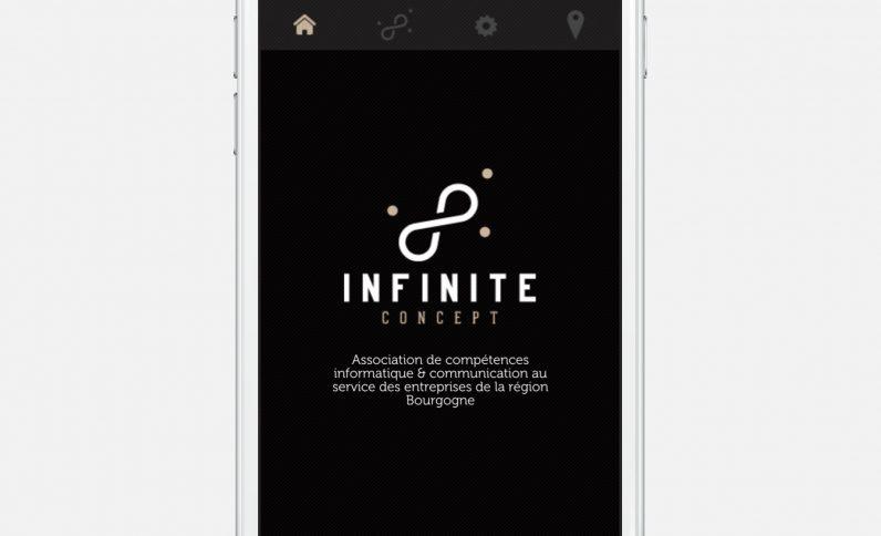Galerie du projet : Infinite Concept, Jean-Charles GIEN, création de sites Internet à Mâcon (71) et Lyon (69)