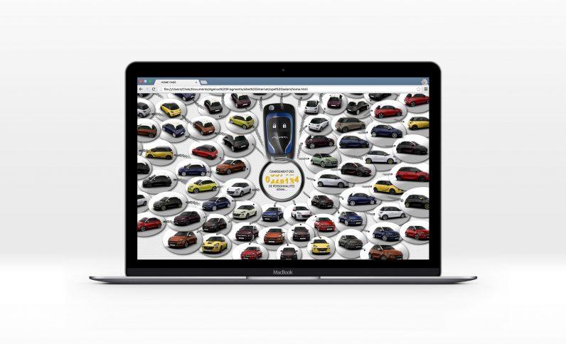 Opel, Jean-Charles GIEN, création et développement de logiciels et applications de gestion pour les entreprises à Mâcon (71) et Lyon (69)