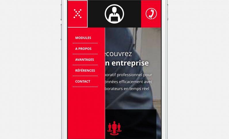 Galerie du projet : Solution Entreprise, Jean-Charles GIEN, création de sites Internet à Mâcon (71) et Lyon (69)